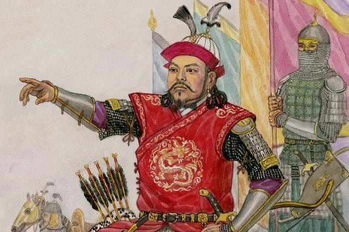 Тохтамыш спокойно заключал союзы с христианами и так же спокойно убивал их.