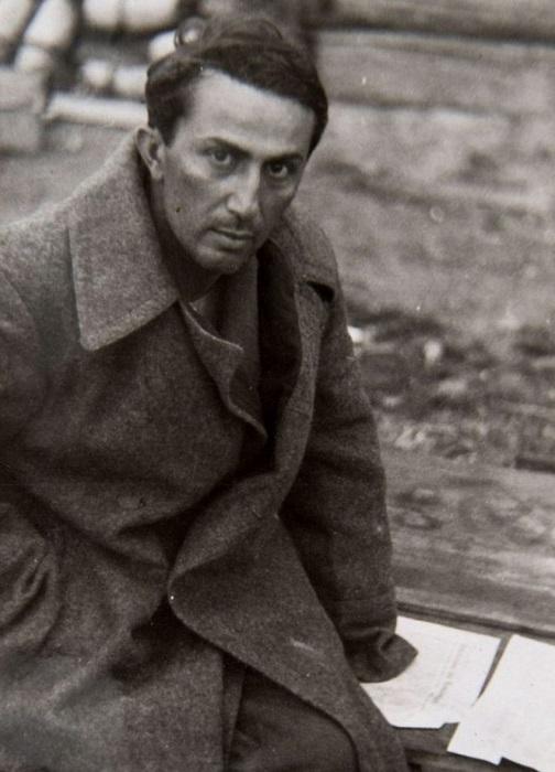 Сын Сталина Яков.