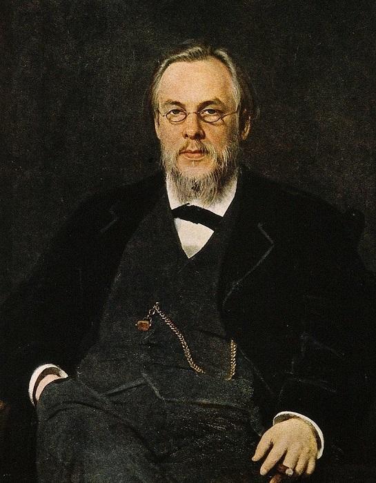 Сергей Петрович Боткин.