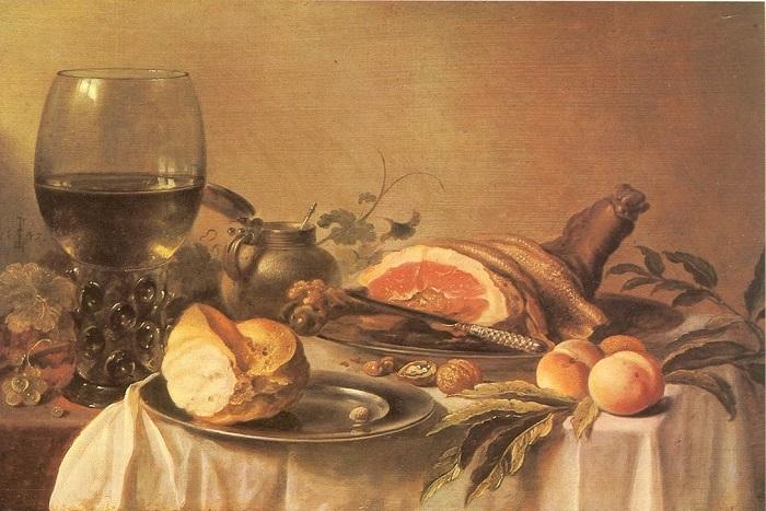 Картина Питера Клааса.