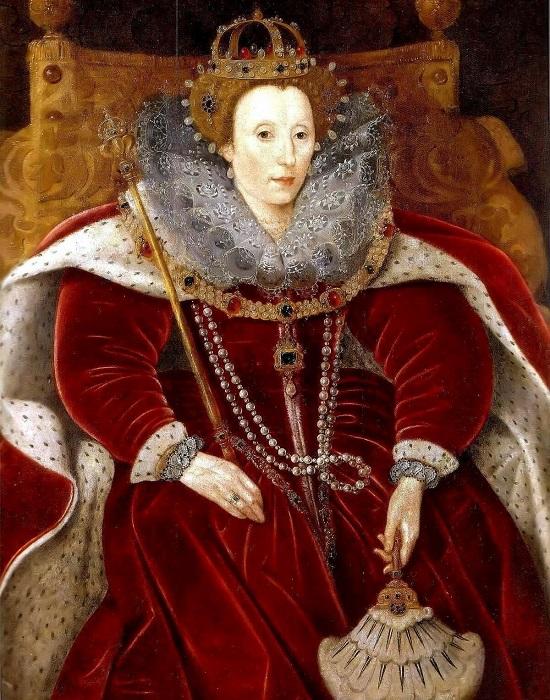 Елизавета и Генрих - тот случай, когда анафема - дело семейное.