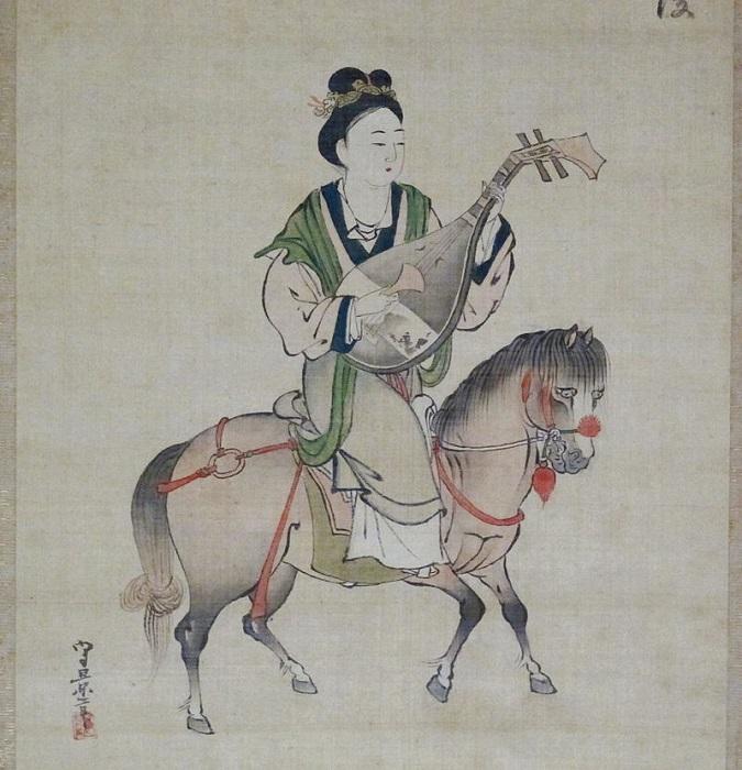 Ван Цян входит в число четырёх легендарных красавиц Китая.