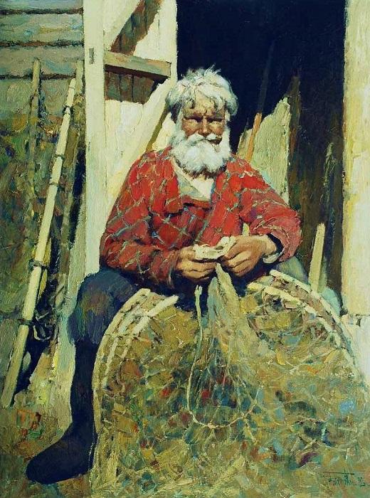 Картина Юрия Васендина.