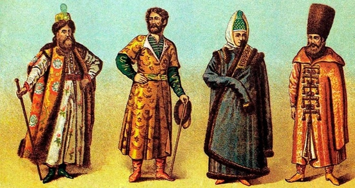 Попытки возвращать в обиход допетровский костюм понимания у широких масс не получили.