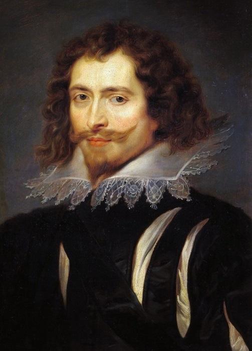 Герцог Бэкингем считался одним из самых красивых мужчин своего времени.