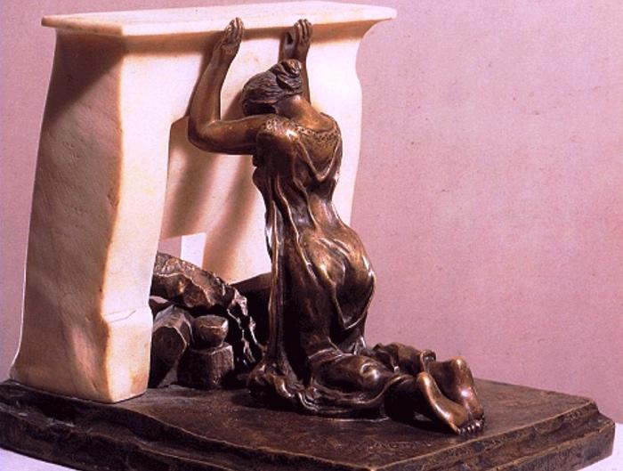 Скульптура Клодель.