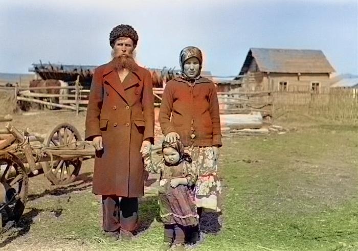 Старообрядцы в двадцатом веке.