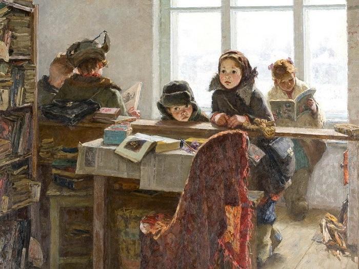 Картина Ирины Шевандроновой.