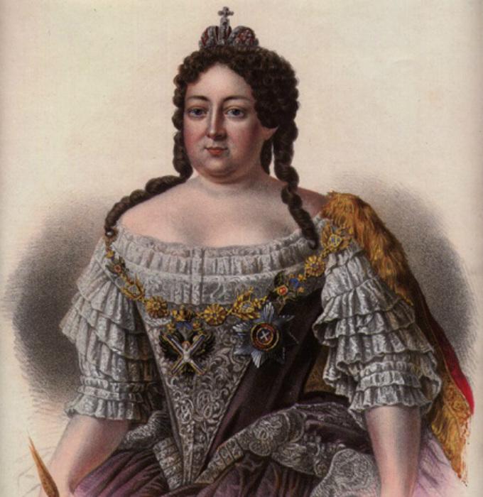 Анна Иоанновна обладала замашками обычной барыни-самодуры.