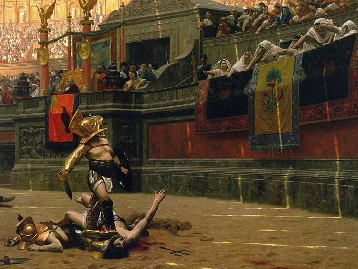 Картина Жана Леона Жерома.