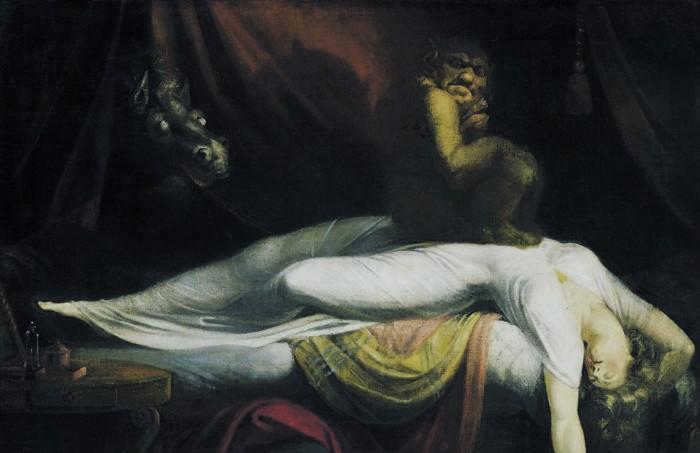 Книги ужасов пользовались у русского читателя популярностью