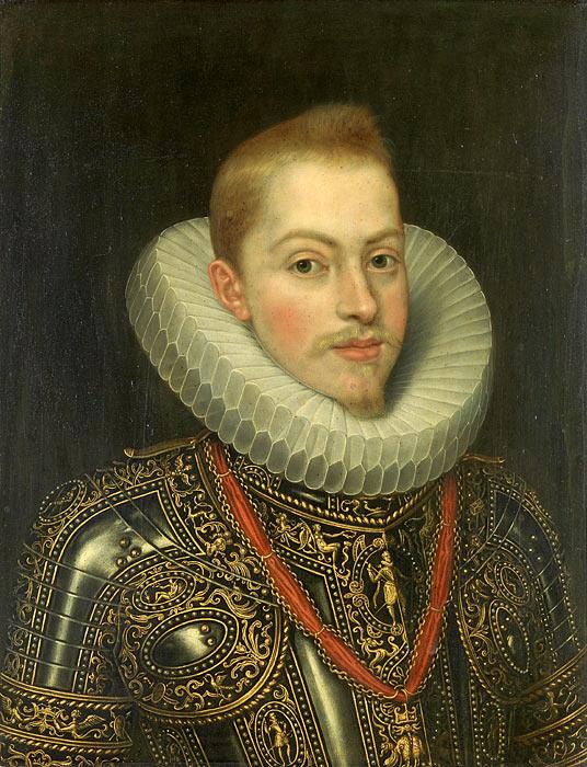 Дворянство Испании возлагало много надежд на молодого Филиппа III.