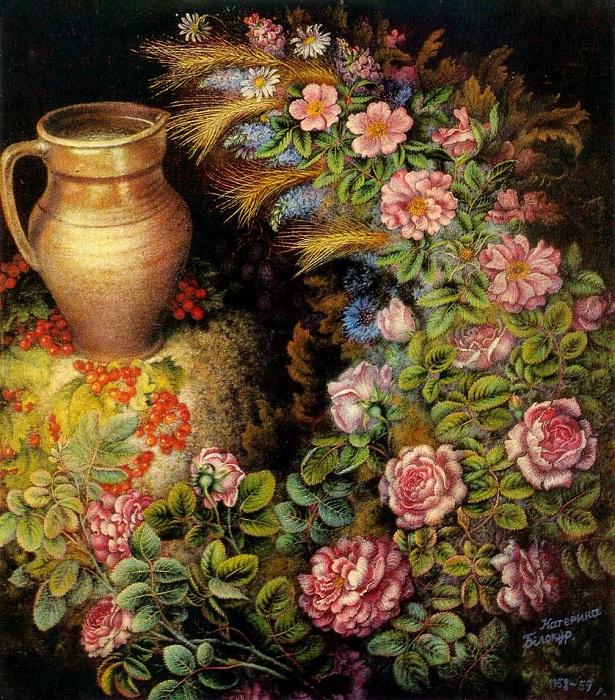 Картина Катерины Билокур.