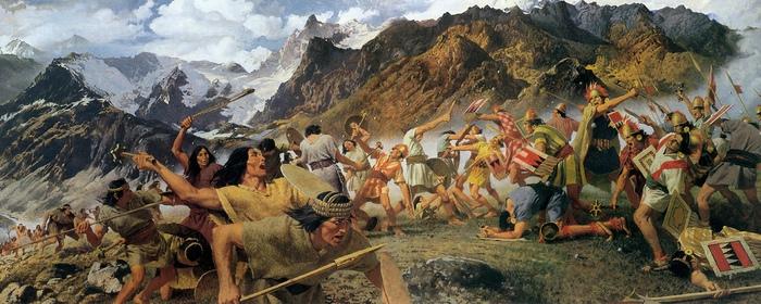 Картина Роберта Магинниса.