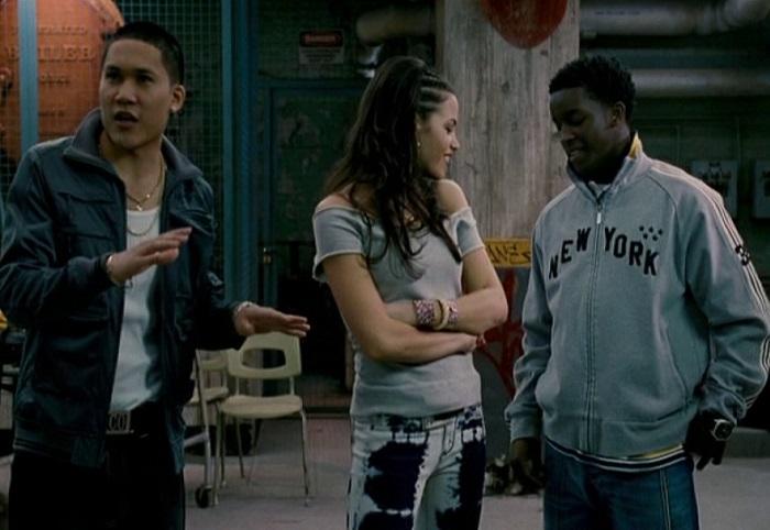 Кадр из фильма «Держи ритм» от New Line Cinema.