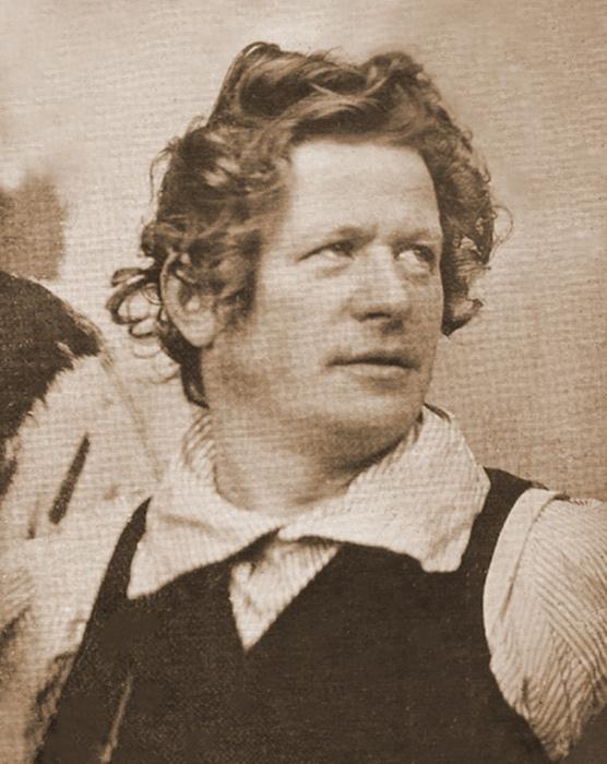 Карл Брюллов славился дурным характером и страдал от алкоголизма.