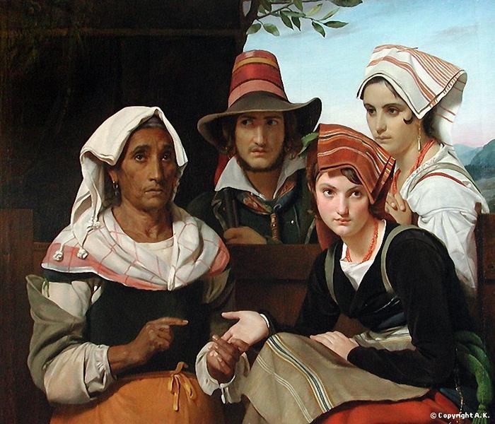 Картина Франсуа Навеза.