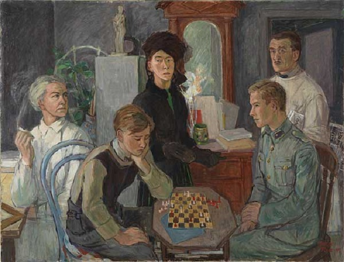 Семья Туве Янссон её глазами.