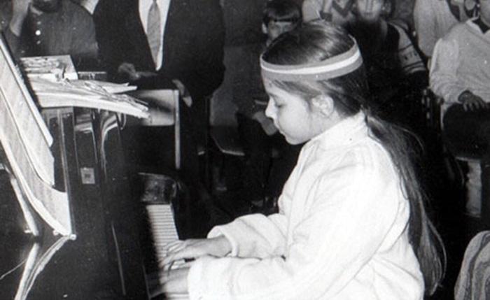 Фото из личного архива Полины Осетинской.
