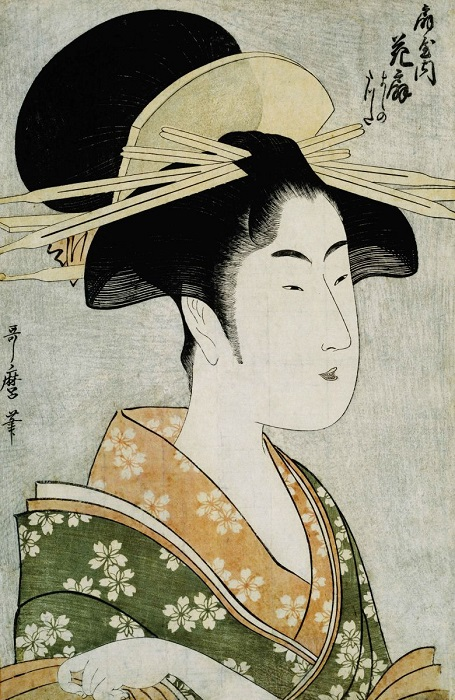 Положение женщины в японской истории менялось не раз.