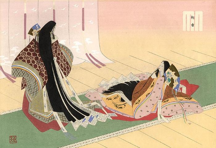 В эпоху Хэйан буддийское священство имело огромное влияние в Японии и пользовалось им не в духовных целях.