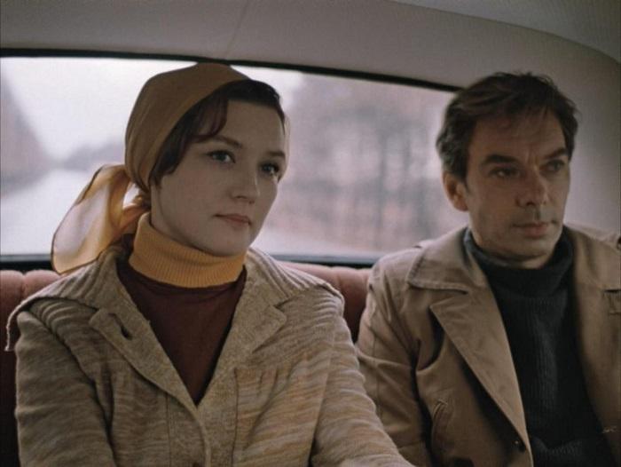 Кадр из фильма «Москва слезам не верит».