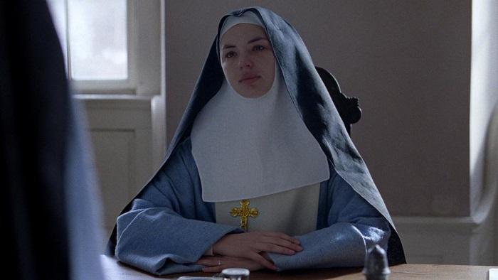 Кадр из фильма «Монахиня».