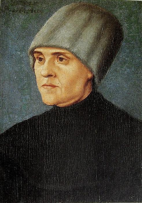 К Анне Ламинит приходили паломники со всей Европы. Непонятно, как ей удавалось одурачить столько людей!