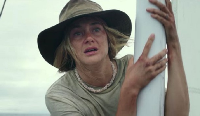 Тами как персонаж фильма «Во власти стихии», снятом по истории Тами.