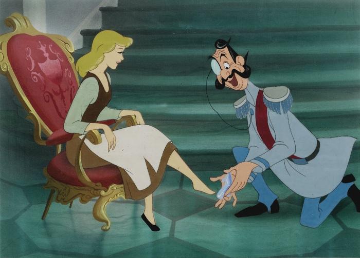 Кадр из мультфильма студии «Дисней».