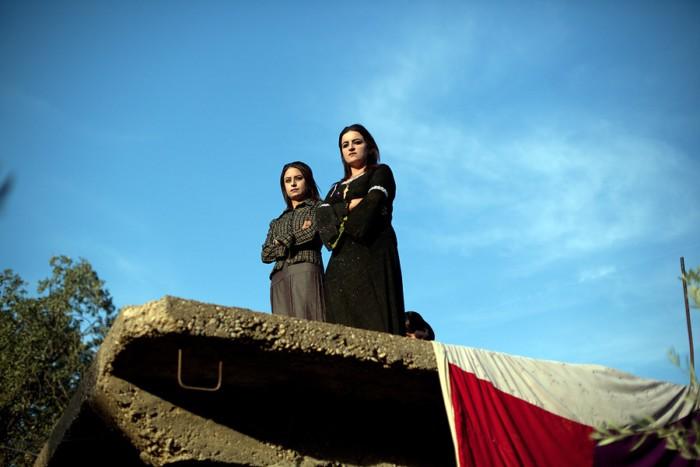 Езиды долго не находили взаимопонимания с остальными курдами, но общее горе их сблизило