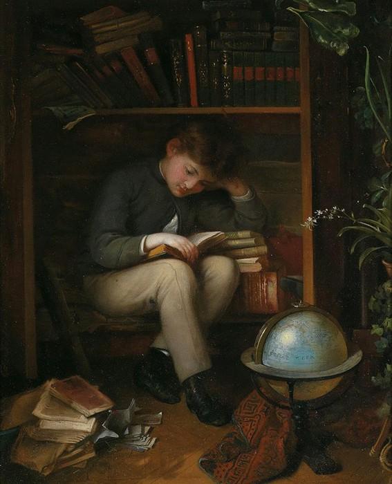 Картина Эдуарда Свободы.