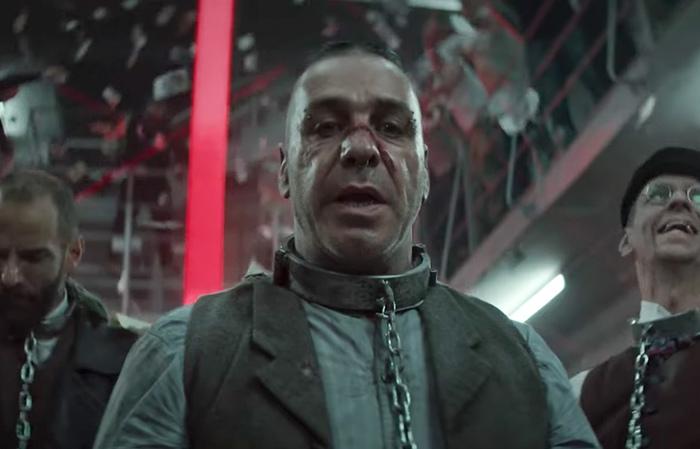 Новый клип Rammstein: почему Германия чёрная и рожает щенят.