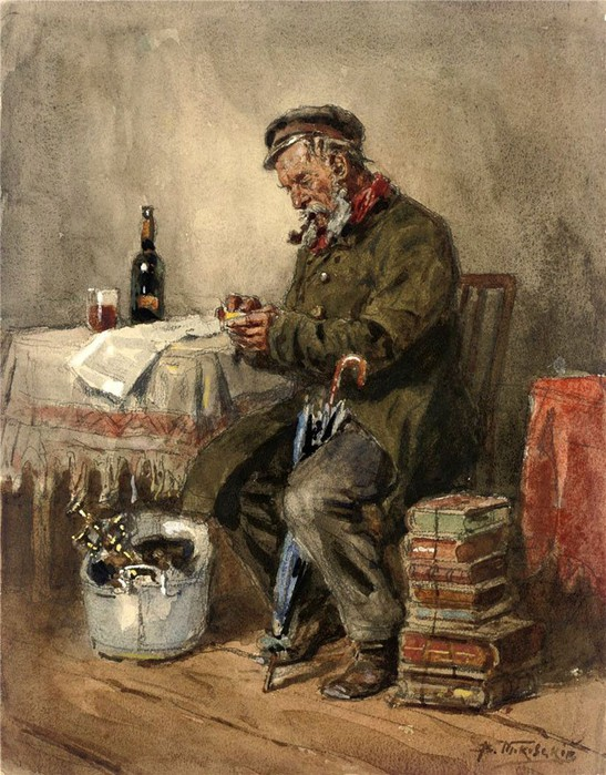 Картина Владимира Маковского.