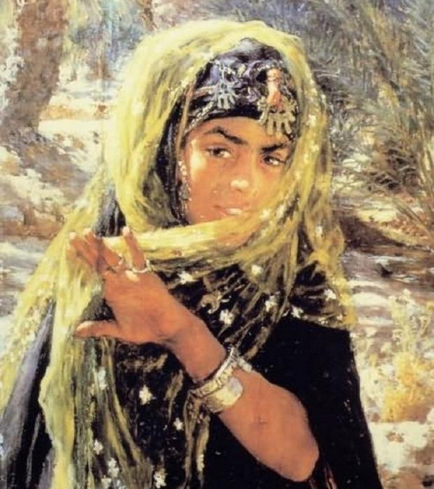 Халиф сам очень любил сочинять стихи и мог часами перебрасываться рифмованными строками со своей любимой поэтессой.
