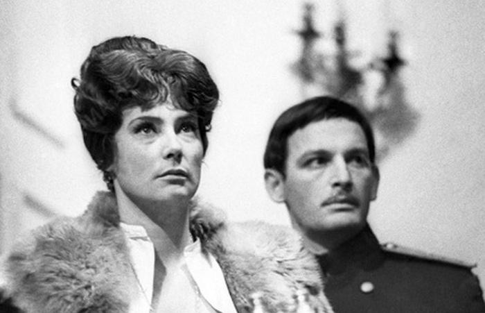 4 советские киноактрисы, которые сходили с ума (не опечатка). Кадр из фильма «Анна Каренина».