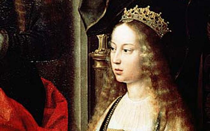 Изабелла Кастильская в юности очень впечатлилась историями великих цариц прошлого.