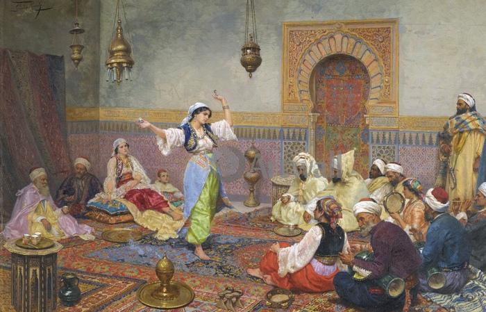 Судьбы трёх известных рабынь Востока, Запада и Нового Света.