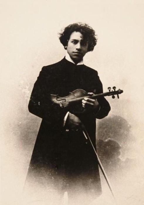 Российский скрипач Михаил Эрденко восхищал своей игрой многих знаменитых современников.
