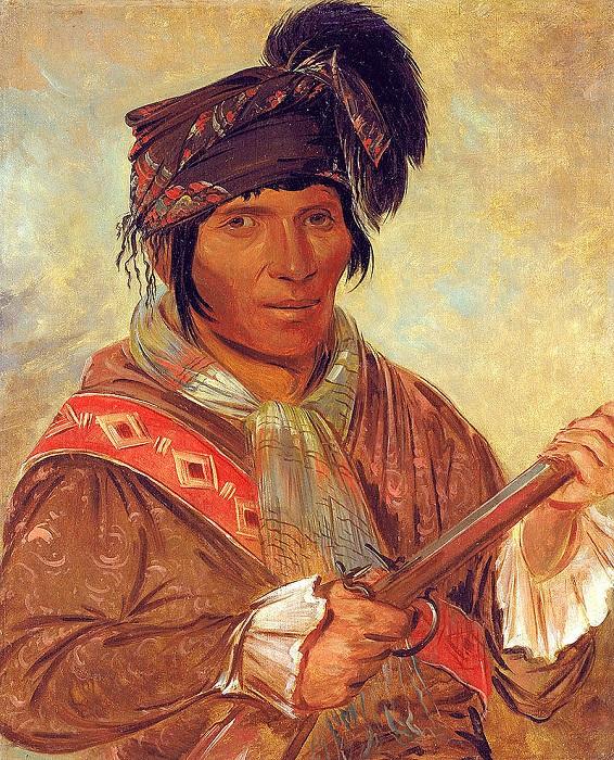 Коихаджо, один из вождей семинолов.