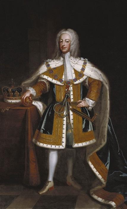Свифт прославил короля Георга II в веках, как жадину.