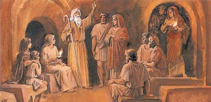 Ранние христиане поражали античный мир многими радикальными идеями, включая идею любви как Божьего дара, который нужно сохранять всю жизнь как женщине, так и мужчине.