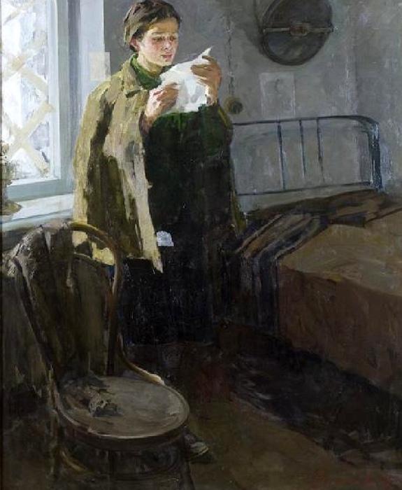 Картина Вячеслава Шумилова.