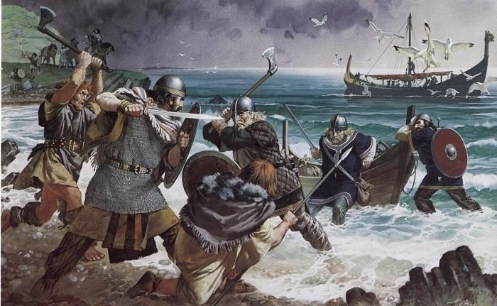Датчанам немного неловко, что их предки убивали, насиловали и грабили на английских берегах, но зато какой потом вклад в культуру они внесли!