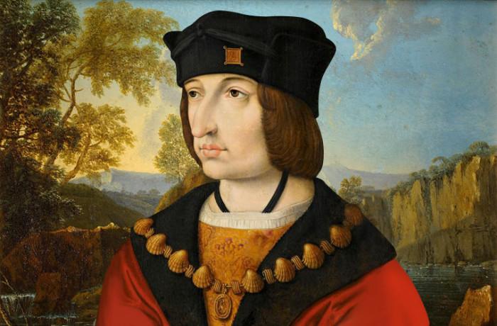 Восьмой из королей Франции по имени Карл