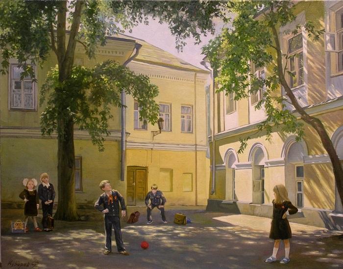 Картина Филиппа Кубарева.