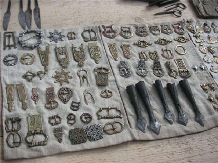 Гнёздовские курганы, которых очень много, настоящее счастье археолога.