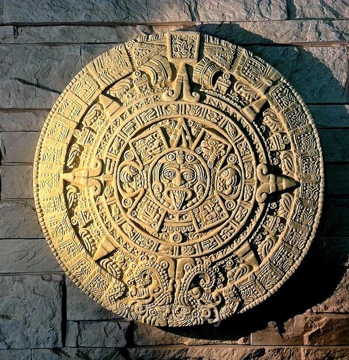 Календарь майя не подделка, но сделали его люди, обладающие тайным знанием происхождения человека от кукурузы.