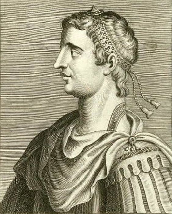 Императора Грациана сгубило желание обнять жену.