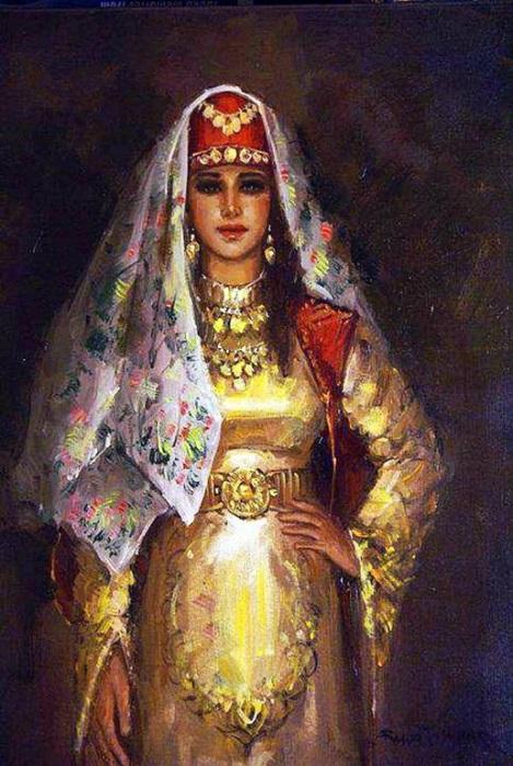 У Гаухаршад было иранское имя, но по отцу она была узбечкой.